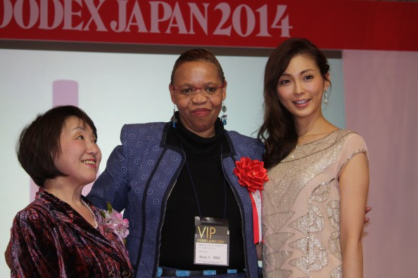 第1回 Japan Women's Wine Award 2014